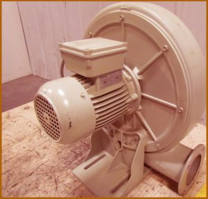 Medium Pressure Blower Fans