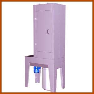 Multiple Bag Dust Collector