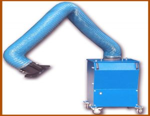 Portable Fume Extraction UnitPortable Fume Extraction Unit